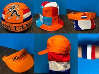 Waar kun je oranje vlaggen bestellen?